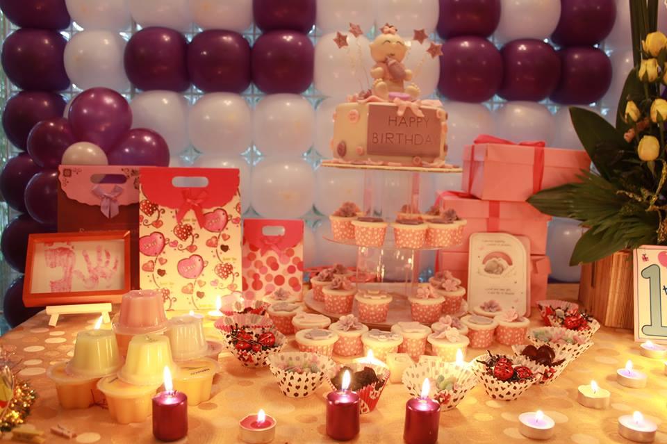 Tổ chức sinh nhật trọn gói cho bé