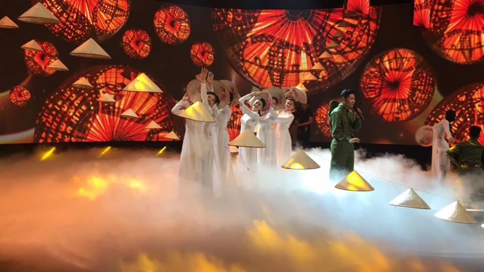thiết bị làm khói cho sân khấu