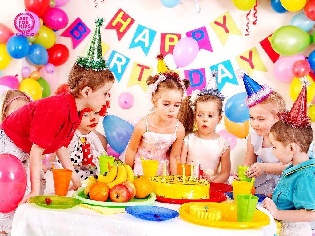 Quy trình tổ chức tiệc sinh nhật cho bé yêu năm 2018
